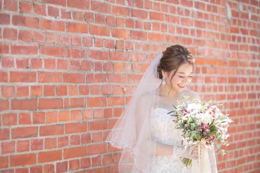 - Bride Shot -