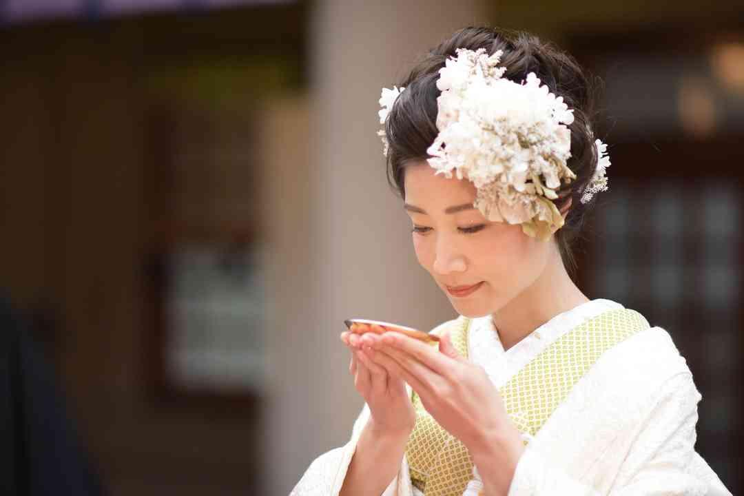 東郷神社 挙式 三献の儀