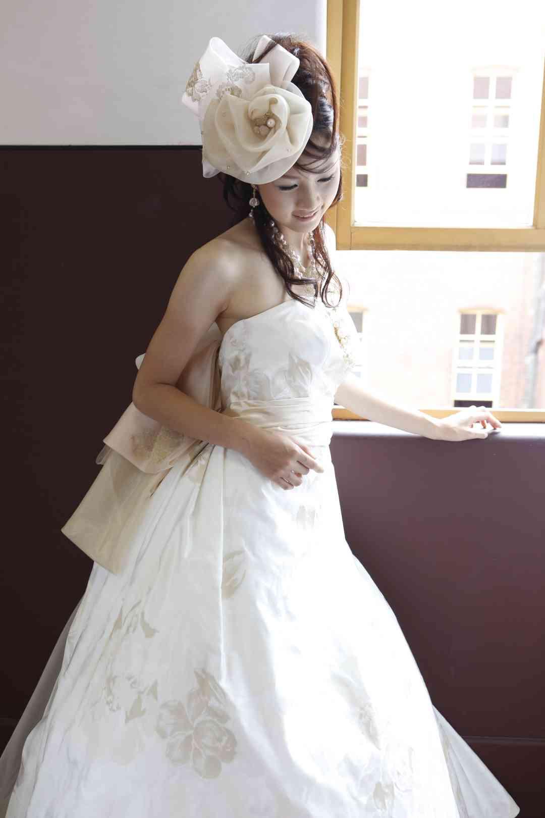 ウエディングドレス/maruichi