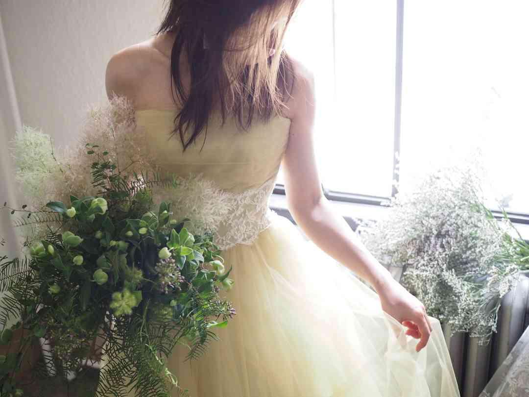 メゾンマテリアのドレス